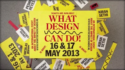 WhatDesignCanDo
